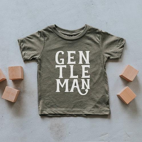 Gentleman Kids Tee
