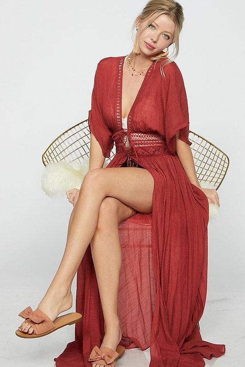 Jasmine Duster - Cherry