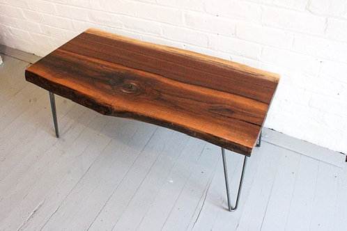 Black Walnut Coffee Table No. 1