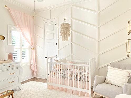 Macrame Baby Mobile