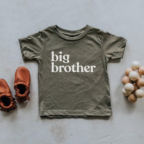 Big Brother Kids Tee
