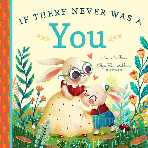 """""""If There Never Was A You"""" Book"""