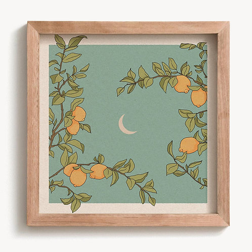 Lemon Tree Print