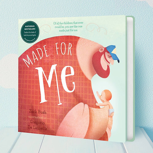 """""""Made For Me"""" Book"""