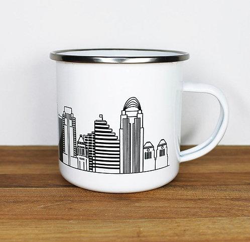Cincinnati Campfire Mug