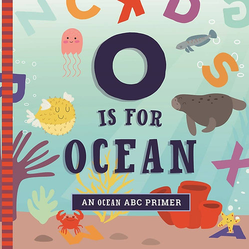 """""""O Is For Ocean"""" Book"""