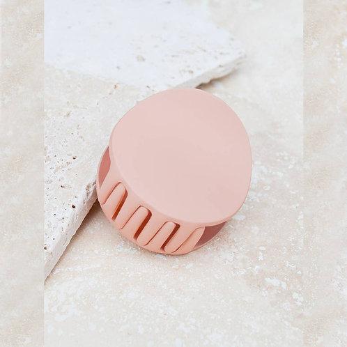 Blush Modern Hair Clip
