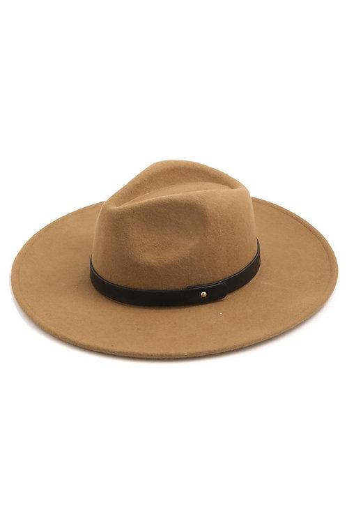 Ryder Hat - Brown
