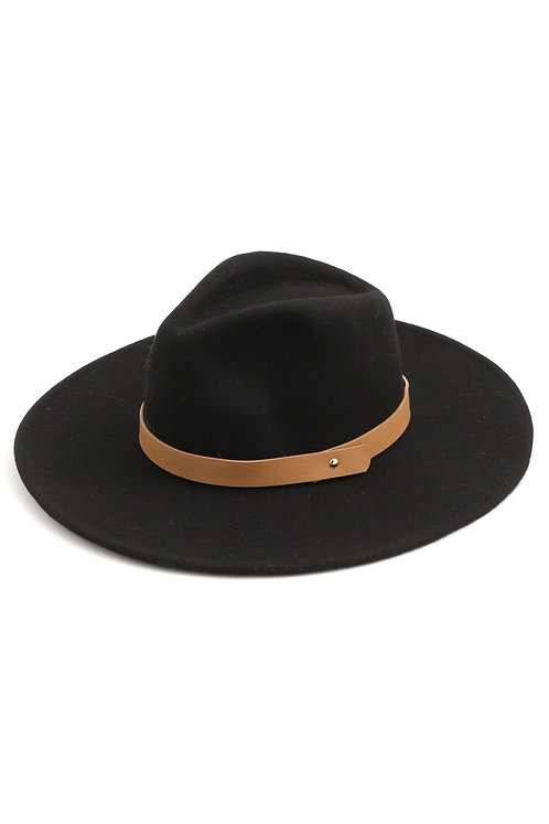 Ryder Hat - Black