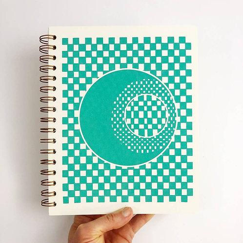 Checker Moon Journal