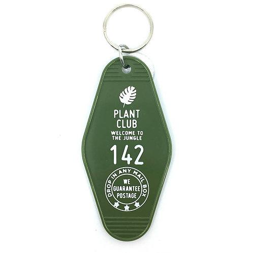 Key Tag Keychain