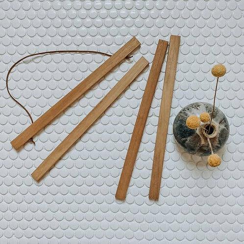 Magnetic Teak Wood Frame/Poster Hanger