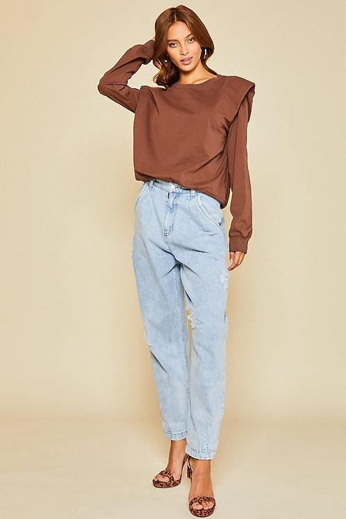 Parker Distressed Jeans