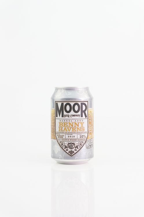 Moor - Benny Havens Barleywine OA