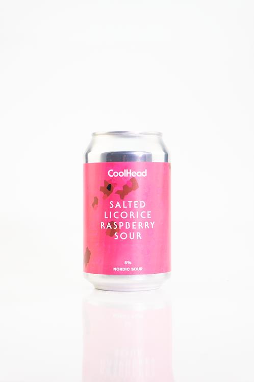 CoolHead - Salted Licorice Raspberry Sour