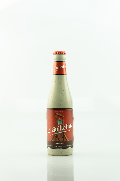 Huyghe Brewery La Guillotine