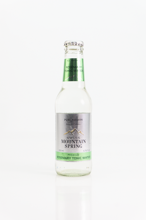 Swiss Mountain Spring -  Rosemary Tonic Water 0,2l