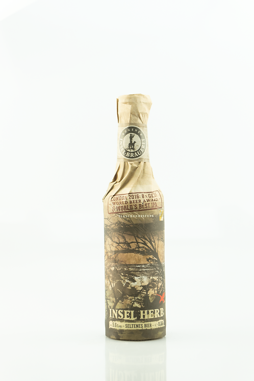 Rügener Insel-Brauerei Insel Herb
