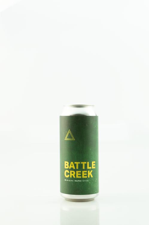 Triple Crossing Battle Creek