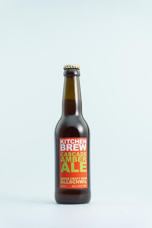 Kitchen Brew Cascade Amber Ale