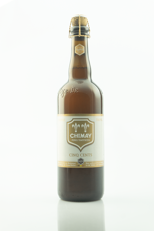 Chimay Cinq Cents (White) 0.75l