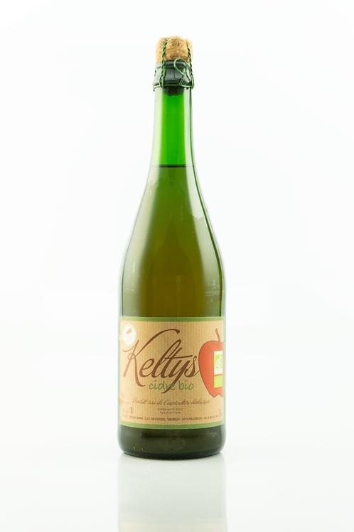 Le Keltys Cidre Bio