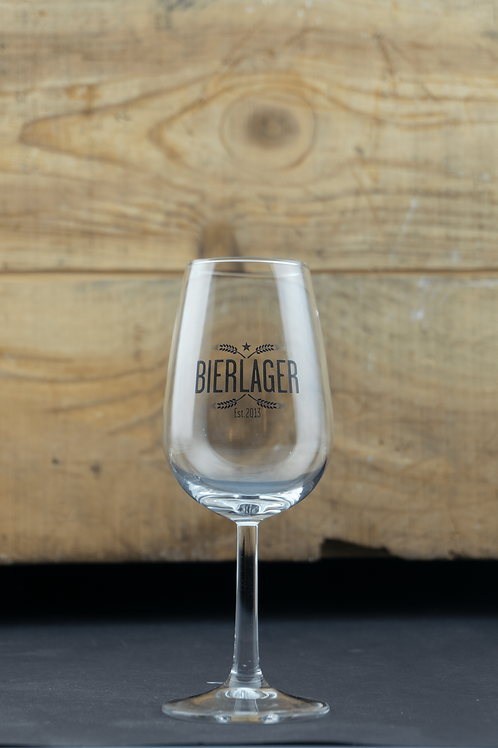 Bierlager Degustationsglas