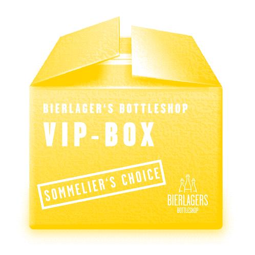 VIP BIERBOX - Sommelier's Choice