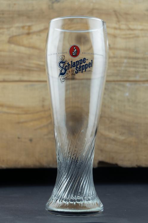 Schlappeseppel Weizenglas 0,5l