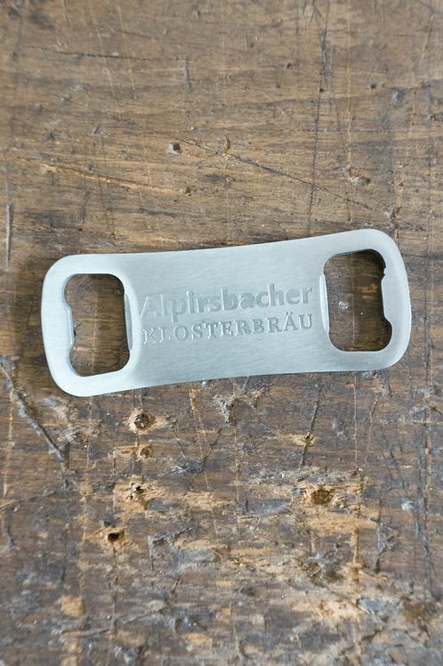 Alpirsbacher Flaschenöffner Metall