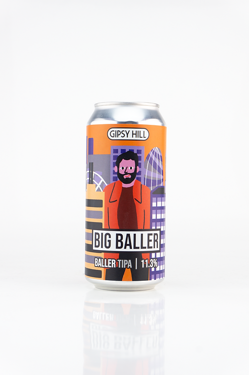 Gipsy Hill - Big Baller