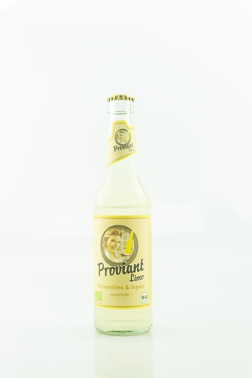 Proviant - Zitrone & Ingwer
