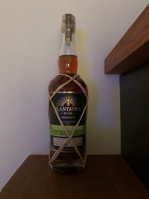 Plantation - Rum Trinidad Single Cask Ed. 20 Port Tawny