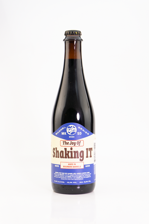 Mikkeller San Diego - Beer Geek The Joy Of Shaking It