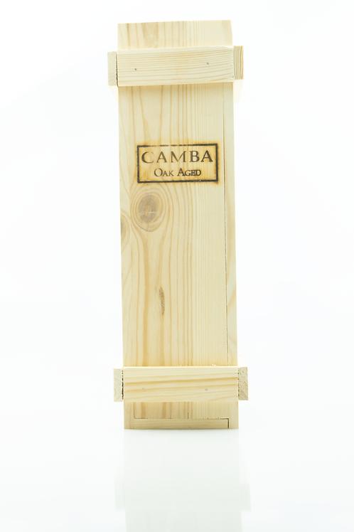 Camba Bavaria - Oak Aged Amber Ale Bourbon