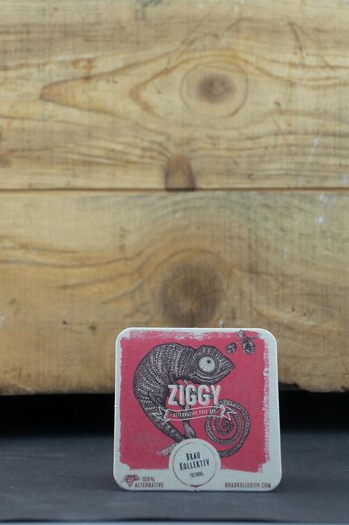 "Braukollektiv Bierdeckel ""Ziggy"" (25 Stück)"