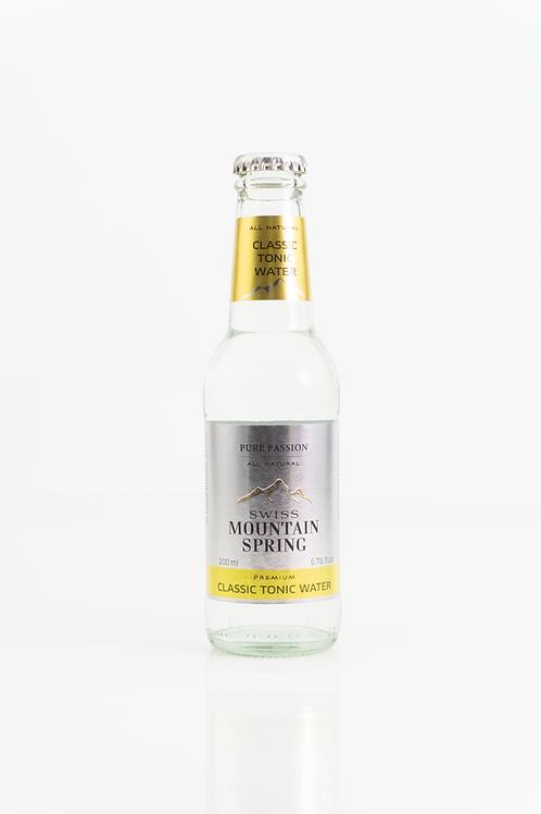 Swiss Mountain Spring -  Classic Tonic Water 0,2l