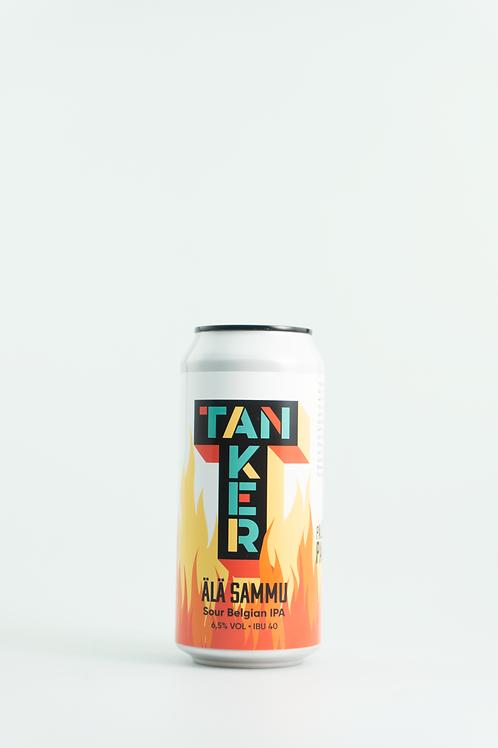 Tanker / Paloaseman Äla Sammu