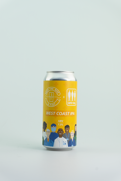 Gipsy Hill - NHS West Coast IPA