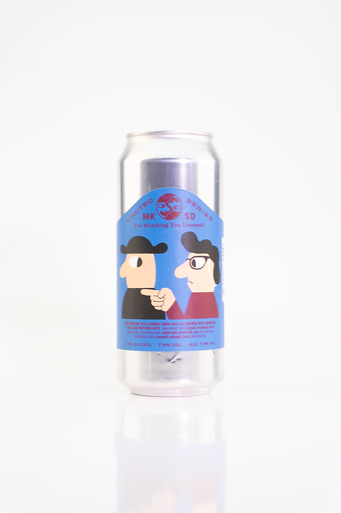 Mikkeller San Diego - I'm Watching You Lisowski