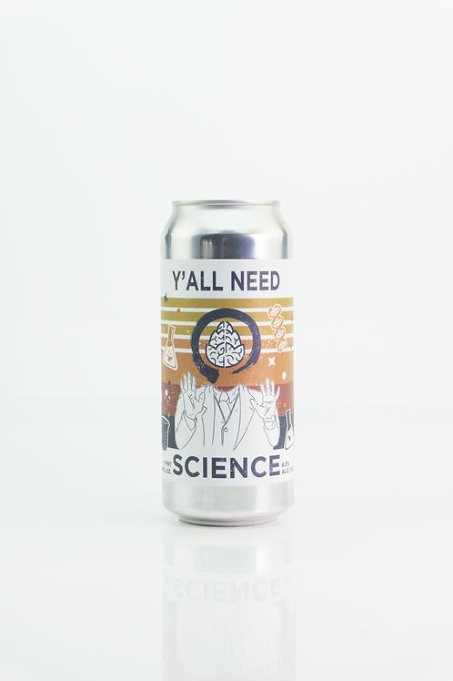 Equilibrium / Cerebral - Y'all Need Science