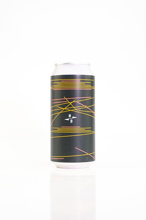 North / Donzoko - Black Lager