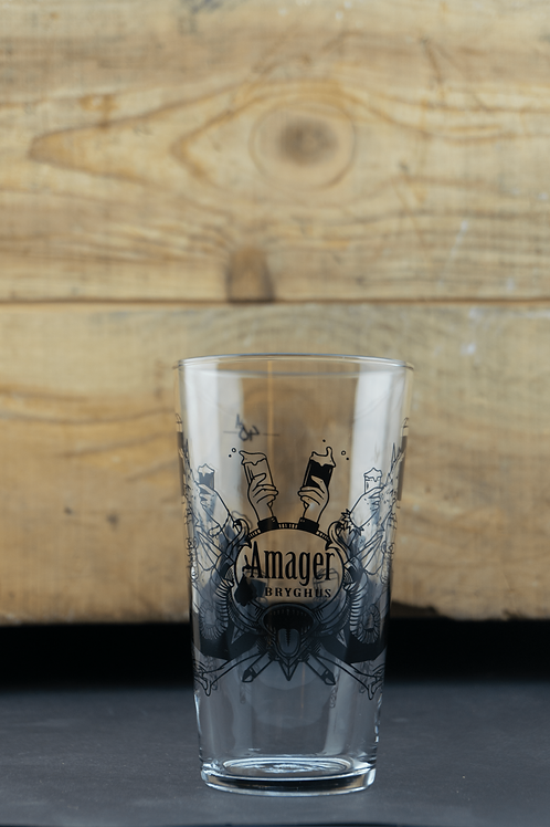 Amager Ale-Becher 0,4l