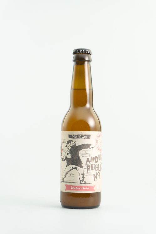 The Piggy Brewing - Amour Public No1 (MHD 31.01.21)