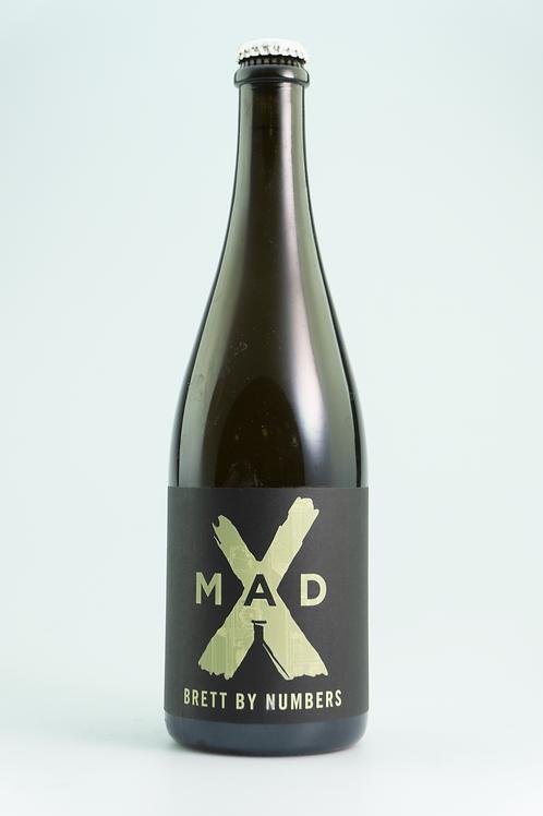 Mad Scientist / BBNO Mad X - Brett By Numbers