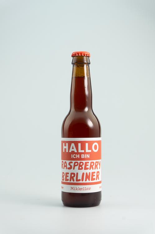 Mikkeller - Hallo ich bin Berliner Weisse Raspberry