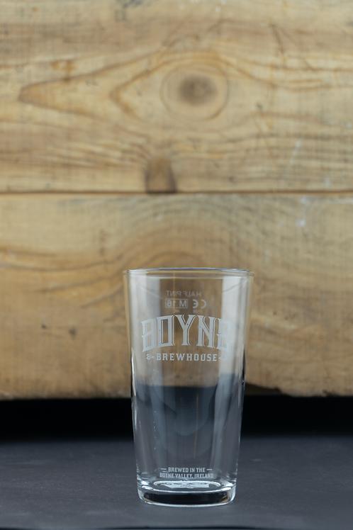 Boyne Ale-Becher 1/2 Pint