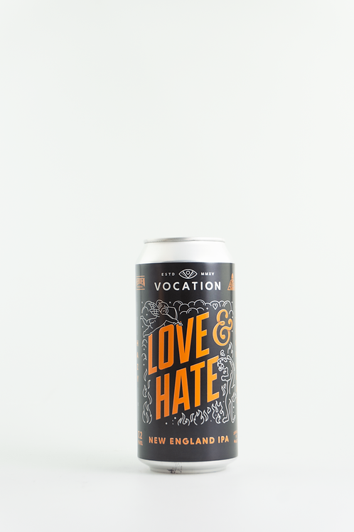 Vocation Love & Hate