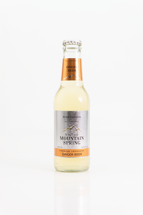 Swiss Mountain Spring -  Ginger Beer 0,2l