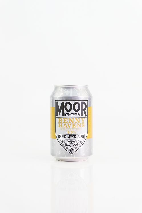 Moor - Benny Havens Barleywine